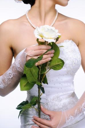 escote novia